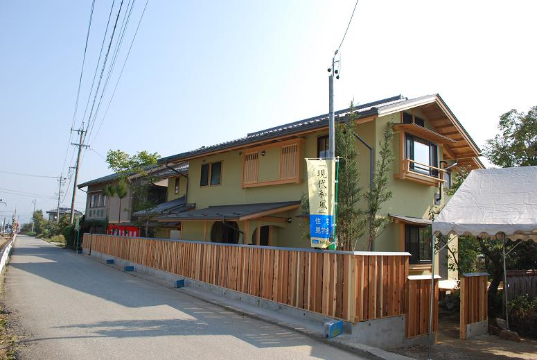 木造住宅の建築工事